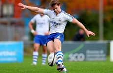 Dublin University reach summit with impressive Garryowen victory
