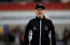 Les Kiss says Ulster 'not good enough' after Munster defeat