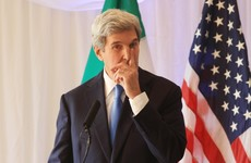 'I'm staying out of this': John Kerry was asked about Clinton's emails while in Ireland