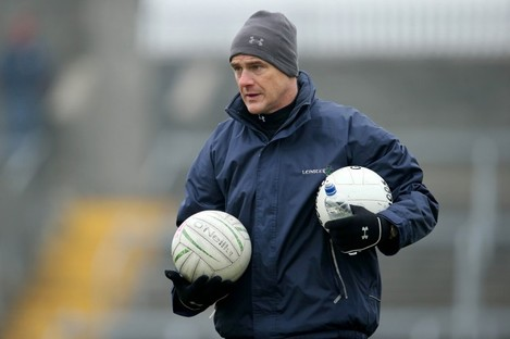 Simonstown manager Colm O'Rourke (file pic).