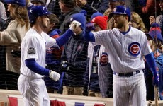 Unsung hero Ross keeps Cubs alive with Game 5 win