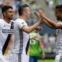 Dos Santos the difference as Keane's Galaxy hold the playoff edge over Doyle and Colorado