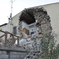 """I don't see any possible future"" - 15,000 people left homeless by Italy's most powerful earthquake in 36 years"