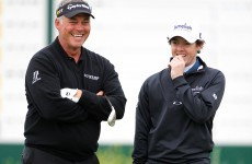 McIlroy and Clarke nominated for Laureus World Sports Awards