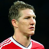 Now you want me? Schweinsteiger joins first-team training with his Man United teammates