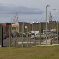 Gardaí in riot gear involved in stand-off with two detainees at Oberstown detention centre last night