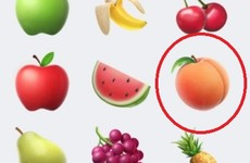 The peach emoji no longer looks like an arse and people are devastated