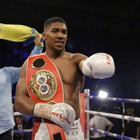 Confirmed: Anthony Joshua to defend IBF heavyweight title against Eric Molina