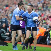 No regrets for Diarmuid Connolly over sideline tug-of-war with Ciaran Kilkenny