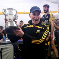 After breaking two vertebrae, Clare champs hope team-mate can attend Munster semi-final