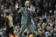 Pep talk does the trick as Manchester City secure famous win against Barcelona