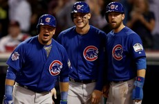 Cubs show their claws in Cleveland to smash World Series into Game 7