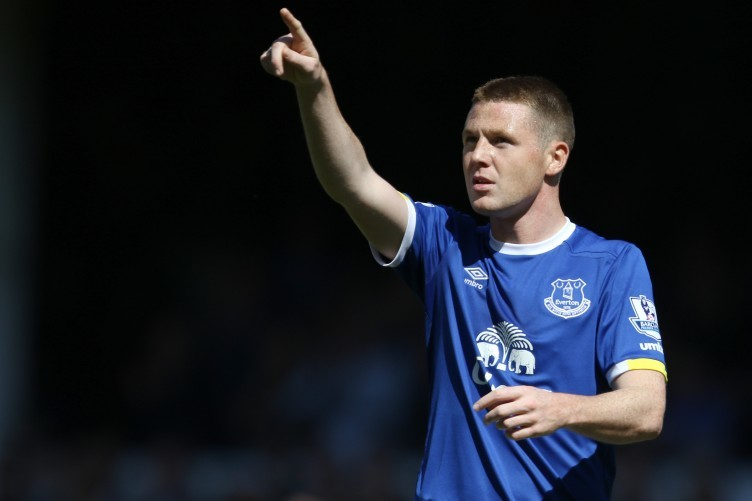 James McCarthy is doubtful for the trip to Austria.