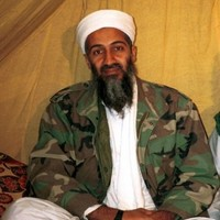 Bin Laden condemns Pakistan aid - and climate change