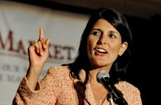 South Carolina governor to endorse Mitt Romney