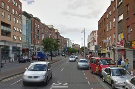 Parnell Street (file image)