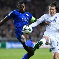Leicester edge closer to Champions League knockout stages