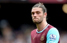 Andy Carroll 'threatened at gun point' on his way home from training