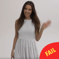 This video of a 'colour changing dress' is going viral, but people are calling bullsh*t