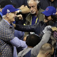 Bill Murray's Cubs joy and other celebs who've waited an age for their team to become champions