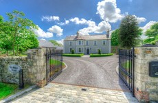 Fancy seeing six counties from your bedroom? Try this Meath manor