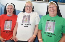 Nuns, VIPs and GAA stars: Behind the scenes at Knock Airport