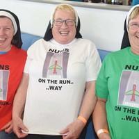 Nuns, VIPs and GAA stars: Behind the scenes at Knock Airport