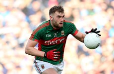 Aidan O'Shea is returning to basketball for the first time in 7 years