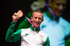Belated Olympic bronze still a dream come true for Heffernan