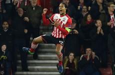 Southampton overcome managerless Inter to claim memorable European win