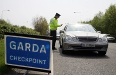 Gardaí and RSA kick off Christmas road safety drive