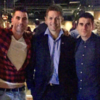 Richie McCaw meets the Dubs in Chicago - It's the sporting tweets of the week