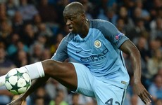 Pep Guardiola: Yaya Toure apology 'good news for Man City'