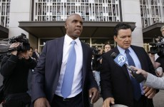 Barry Bonds to be sentenced for obstruction of justice today