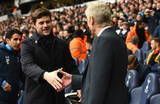 Mauricio Pochettino talks up Arsenal ahead of North London derby
