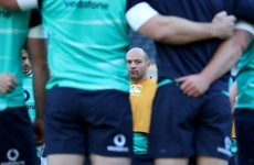 Ireland prepped and focused despite the many distractions in Chicago -- Rory Best