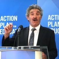 Halligan to tell Israelis to treat Palestinian people 'in a more humane way'