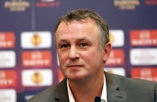O'Neill rules out taking Northern Ireland job with Magilton