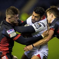 Poor first-half performance from Ulster proves costly against Edinburgh