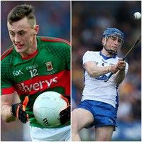 O'Connor and Gleeson scoop GAA/GPA Young Hurler and Young Footballer of the Year awards