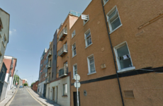 Fire breaks out at apartment block in Dublin