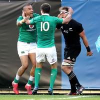 As it happened: Ireland v New Zealand, November International