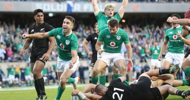 Heroic Henshaw and more talking points from Ireland's long-awaited win over New Zealand