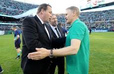 New Zealand boss Hansen hails 'dominant' Irish display