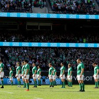 Ireland pay fitting tribute to Anthony Foley ahead of All Blacks clash