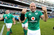 These 4 tries helped Ireland to a historic win in Chicago