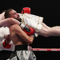 Paddy Barnes secures pro debut win in bizarre circumstances