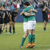 'I'm shaking... absolutely incredible' - Bowe, O'Driscoll and others react to Ireland's famous win
