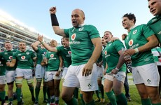 Schmidt willing to relax alcohol ban after Ireland put 5 past All Blacks