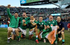 'For me and the Munster boys, to be at the front of that was big' - Stander